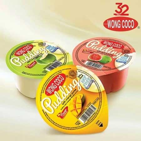 Merk Puding Yang Enak Dan Menyehatkan - Wong Coco Pudding