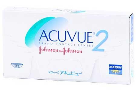 Merk Softlens Terbaik - Acuvue 2 Johnson & Johnson