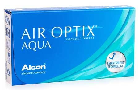 Merk Softlens Terbaik - Air Optix Aqua