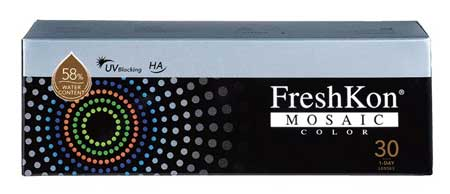 Merk Softlens Terbaik - FreshKon Mosaic
