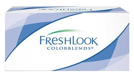Merk Softlens Terbaik - Freshlook Colorblends