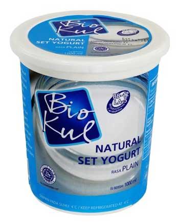 Merk Yougurt Terbaik - Biokul Natural Set Yogurt