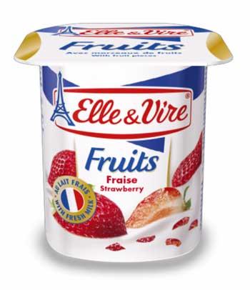 Merk Yougurt Terbaik - Elle & Vire Dairy Dessert Yogurt