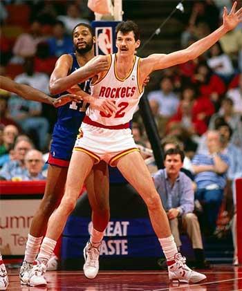 Pemain Basket Tertinggi Di Dunia - Chuck Nevitt