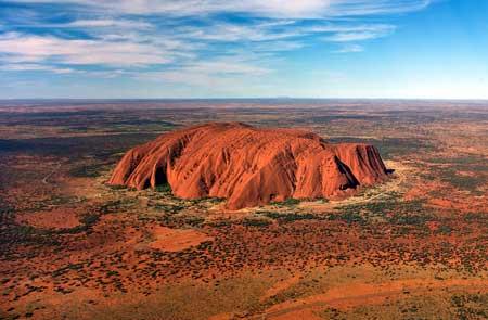 Tempat Wisata Terbaik Di Australia - Ayers Rock