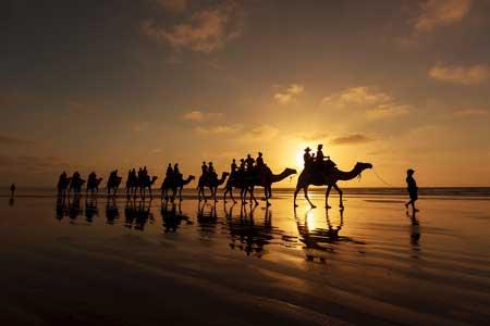 Tempat Wisata Terbaik Di Australia - Cable Beach