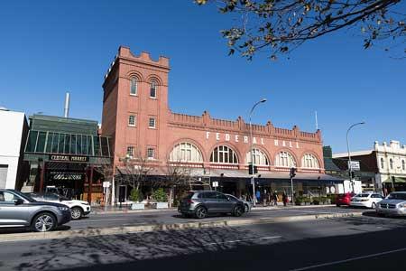 Tempat Wisata Terbaik Di Australia - Central Market Adelaide