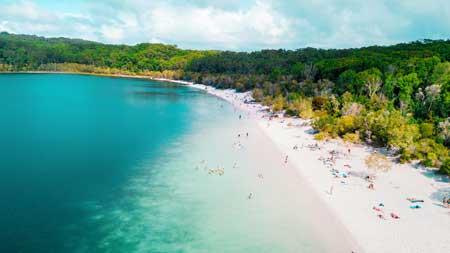 Tempat Wisata Terbaik Di Australia - Fraser Island