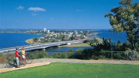 Tempat Wisata Terbaik Di Australia - Kings Park & Botanic Garden