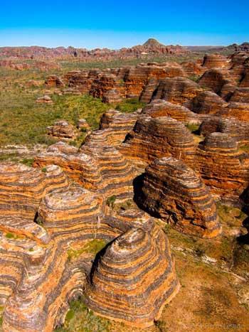 Tempat Wisata Terbaik Di Australia - Purnululu Nation Park