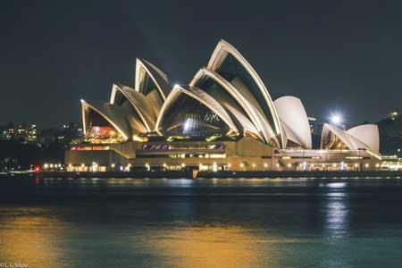 Tempat Wisata Terbaik Di Australia - Sydney Opera House