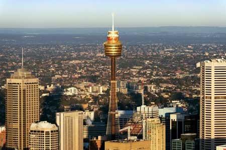 Tempat Wisata Terbaik Di Australia - Sydney Tower