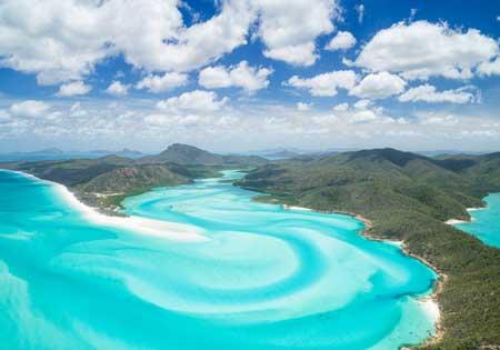 Tempat Wisata Terbaik Di Australia - Whitsunday Islands