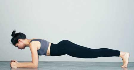 Berbagai Jenis Olahraga Ringan Yang Dibutuhkan Tubuh Setiap Hari - Plank