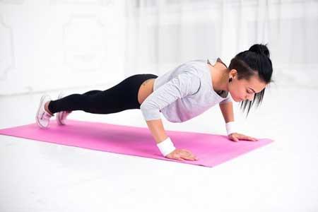 Berbagai Jenis Olahraga Ringan Yang Dibutuhkan Tubuh Setiap Hari - Push Up