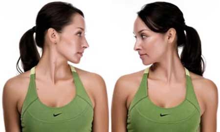 Berbagai Jenis Olahraga Ringan Yang Dibutuhkan Tubuh Setiap Hari - Rotasi leher