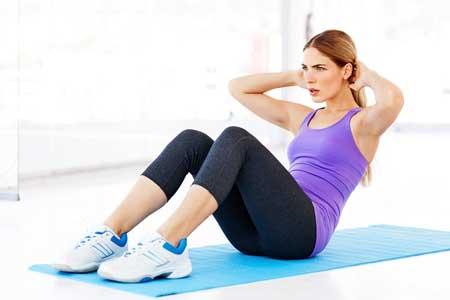 Berbagai Jenis Olahraga Ringan Yang Dibutuhkan Tubuh Setiap Hari - Sit Up