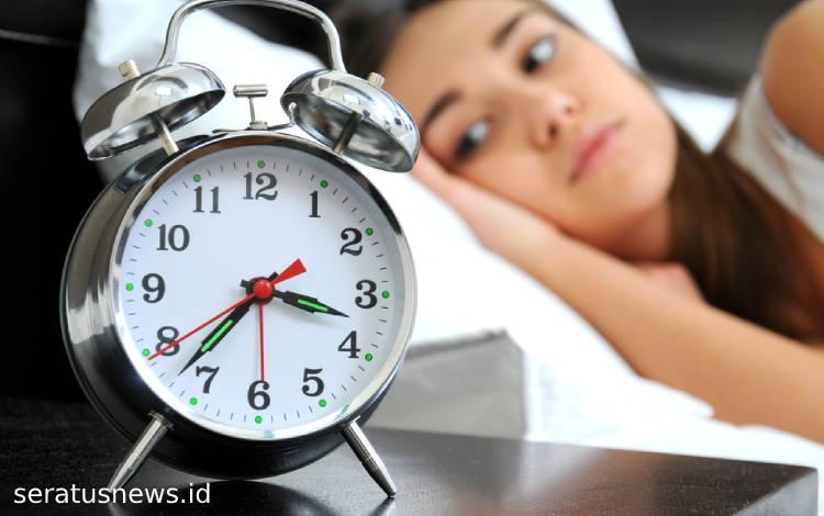 Cara Mudah Mengatasi Insomnia