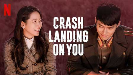 Daftar Serial Netflix Terbaik 2020 - Crash Landing On You
