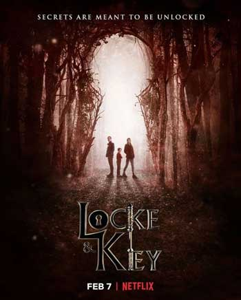Daftar Serial Netflix Terbaik 2020 - Locke and Key