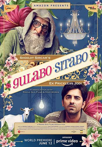 Film India Terbaru 2020 - Gulabo Sitabo