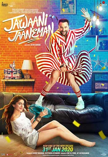 Film India Terbaru 2020 - Jawaani Jaaneman