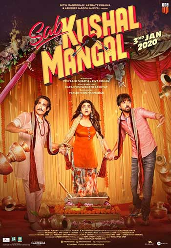 Film India Terbaru 2020 - Sab Kushal Mangal