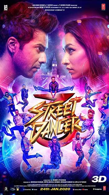 Film India Terbaru 2020 - Street Dancer 3