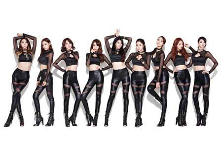 Grup Kpop Idol Yang Sudah Bubar - Nine Muses