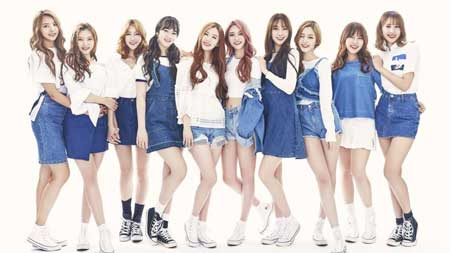 Grup Kpop Idol Yang Sudah Bubar - Pristin