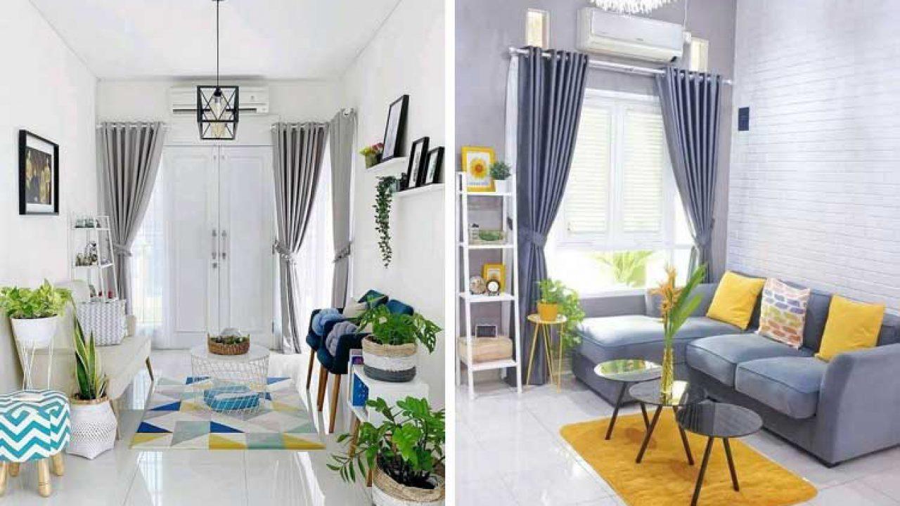 Inspirasi Desain Ruang Tamu Minimalis Untuk Rumah Kecil Agar