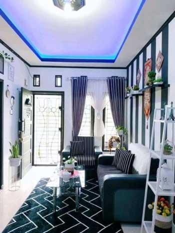 Inspirasi Desain Interior Ruang Tamu Minimalis - Ruang Tamu A