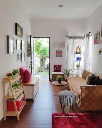 Inspirasi Desain Interior Ruang Tamu Minimalis - Ruang Tamu B