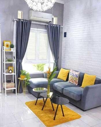 Inspirasi Desain Interior Ruang Tamu Minimalis - Ruang Tamu G