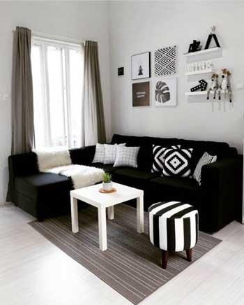 Inspirasi Desain Interior Ruang Tamu Minimalis - Ruang Tamu Minimalis