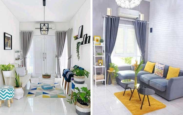 Inspirasi Desain Ruang Tamu Minimalis Untuk Rumah Kecil ...