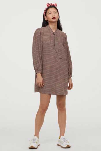Inspirasi Dress Wanita Terbaru - Dress With Ties
