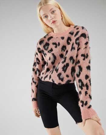 Inspirasi Motif Pakaian Casual Wanita - Motif animal print