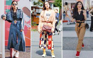 Inspirasi Outfit Kekinian Ala Artis Indonesia
