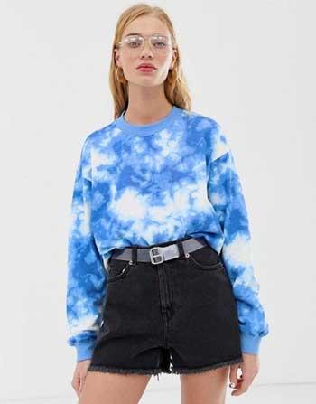 Inspirasi Warna Outfit Sesuai Dengan Warna Kulit Kuning Langsat - biru