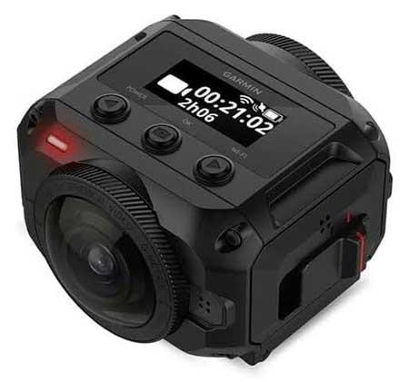 Kamera 360 Terbaik - Garmin VIRB 360