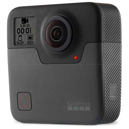 Kamera 360 Terbaik - GoPro Fusion