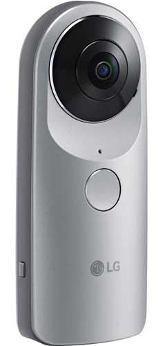 Kamera 360 Terbaik - LG 360 CAM