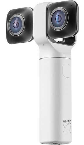 Kamera 360 Terbaik - Vuze XR