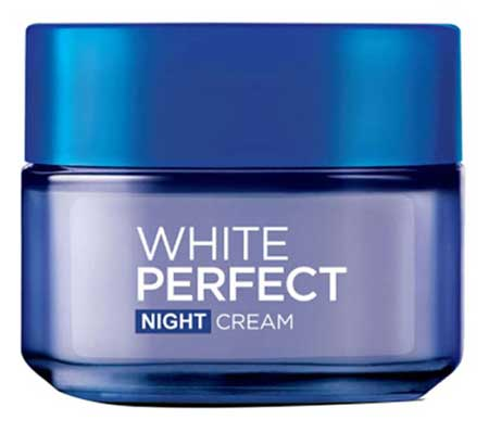 Krim Malam Terbaik - L'Oreal White Perfect Night Cream