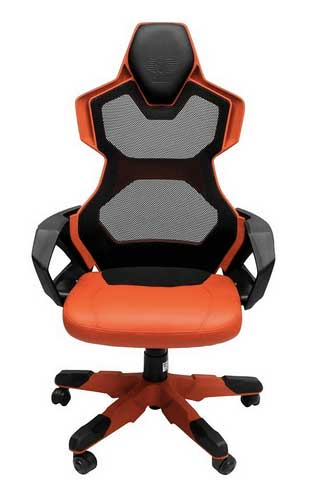 Kursi Gaming Terbaik Dan Nyaman - E-Blue Cobra Ergo