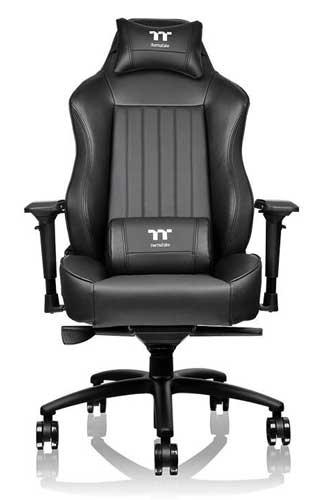 Kursi Gaming Terbaik Dan Nyaman - Thermaltake X Comfort