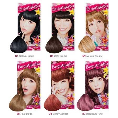 Merk Cat Rambut - Beautylabo Hair Color