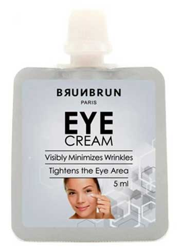 Merk Eye Cream Bagus - Brunbrun Paris Eye Cream