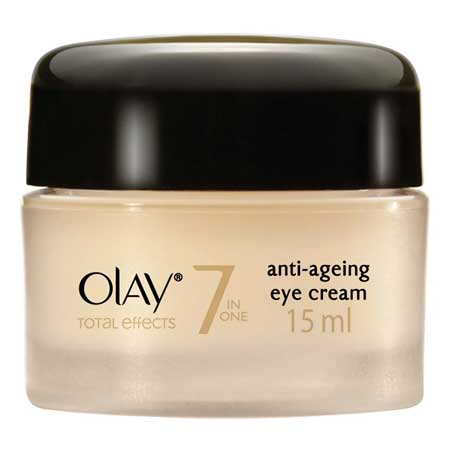 Merk Eye Cream Bagus - Olay Total Effects 7-In-1 Anti-Ageing Eye Cream